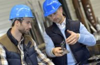 become an industrial production manager
