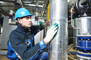 what does an insulation worker do