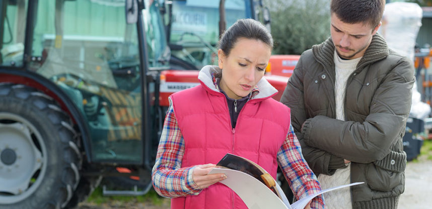 what does a farm product buyer do
