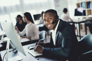 become a customer service rep